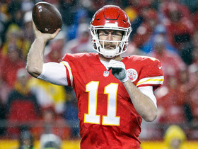 Predicting Alex Smith's stat line vs. the Steelers