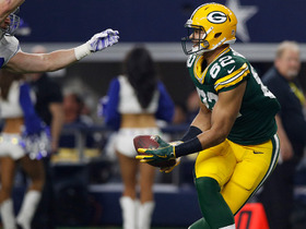 Watch: Aaron Rodgers finds Richard Rodgers for 34-yard TD