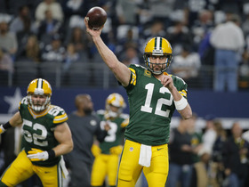 Watch: NFL In Motion: The amazing Aaron Rodgers