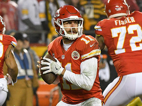 Watch: Schrager: Alex Smith had one of the most heroic playoff drives ever