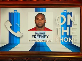 Watch: Dwight Freeney on Aaron Rodgers: He presents a major major challenge