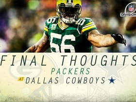 Watch: Packers at Cowboys: Final Thoughts