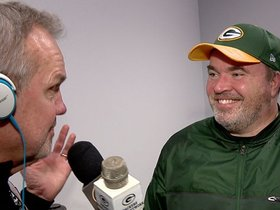 Watch: McCarthy 1-on-1: 'Another step toward our goal'