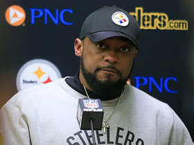 Watch: How will Tomlin's comments motivate the Patriots?