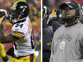 Watch: Dulac: Antonio Brown video 'didn't go over big' with Tomlin, Steelers