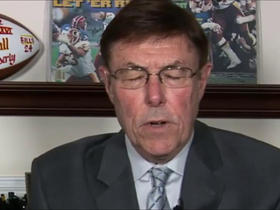 Watch: Casserly: Steelers pass rush is not as good as the Texans pass rush