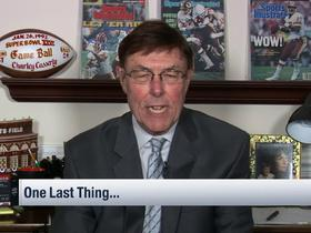 Watch: Casserly's one last thing: The Jordy Nelson factor