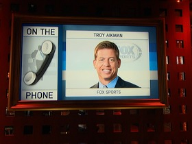 Watch: Troy Aikman: It's fair to call Cowboys season a disappointment