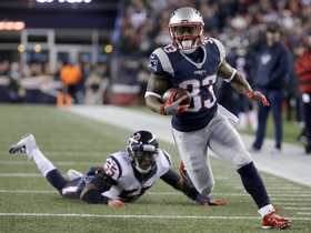 Watch: Ultimate Highlight: Dion Lewis Playoff Debut