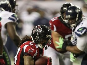 Watch: Burleson: 'I want to see the Falcons run the ball'