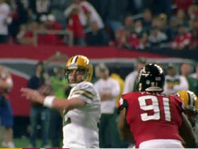 Watch: Can the Packers keep up with the Falcons offense?