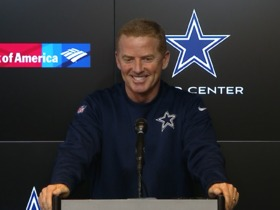 Watch: Jason Garrett has some choice words about Ezekiel Elliott