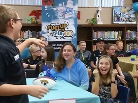 Watch: Jags in the Community: Play 60 Pro Bowl