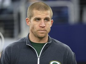 Watch: Jordy Nelson's status for NFC Championship still uncertain