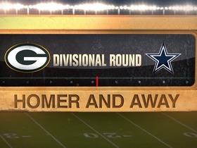 Watch: Packers Game-Winning Drive | Homer and Away
