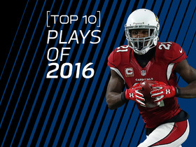 Watch: Patrick Peterson: Top 10 Plays of 2016