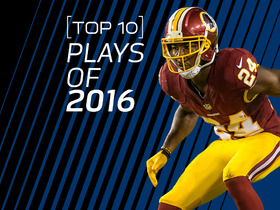 Watch: Josh Norman: Top 10 Plays of 2016