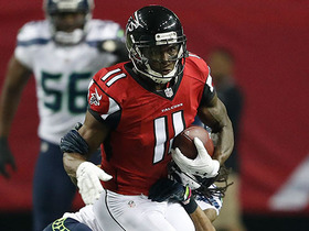 Watch: Blackmon: Falcons locker room atmosphere is 'relaxed'