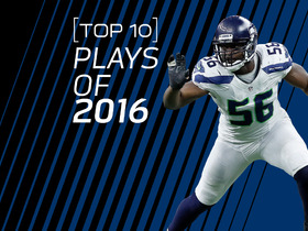 Watch: Cliff Avril: Top Ten Plays of 2016