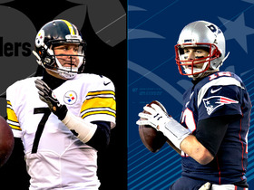 Watch: Championship Game Preview: Steelers at Patriots