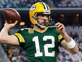 How are the Falcons preparing for Aaron Rodgers?