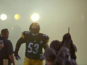 Watch: Underappreciated Storylines: Steelers offensive line