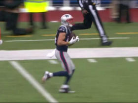 Watch: Rapoport: Chris Hogan should be good to go vs. Steelers