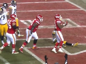Watch: Brazilian announcers call Spencer Ware's 1-yard rushing TD