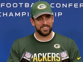 Watch: Rodgers: Confidence has bred expectation to win