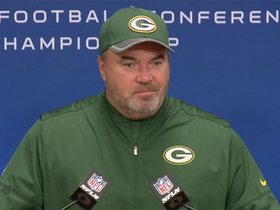 Watch: McCarthy: 'His competitiveness never turns off'