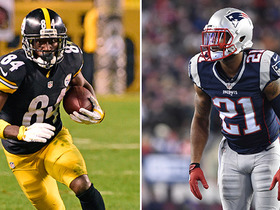 Pierre Garcon: I'd pick Antonio Brown over Malcolm Butler