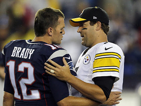 Watch: 'Sound FX': Best of Tom Brady and Ben Roethlisberger