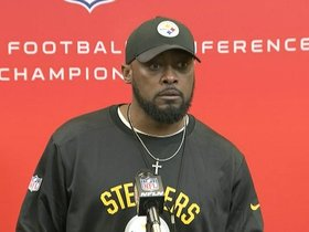 Watch: Tomlin: 'We had a great day today'