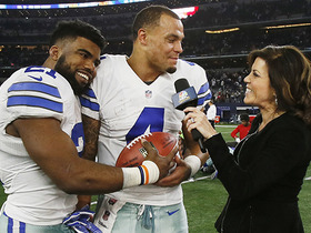 Watch: Top 3 Dak & Zeke Broments of 2016