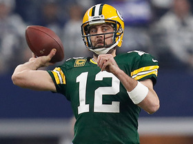 Watch: 'Inside the NFL': Aaron Rodgers and the art of a quarterback's throw