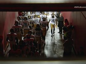 Watch: 'Sound FX': Steelers-Chiefs Divisional Round