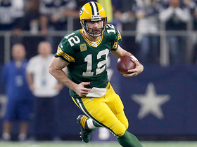 Watch: How do the Packers keep pace with the Falcons offense?