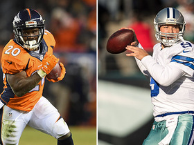 Watch: How would Forsett feel about Romo as Broncos QB?