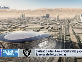 Watch: Raiders officially file Las Vegas relocation paperwork