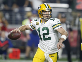 Watch: Top 5 Aaron Rodgers Playoff Throws