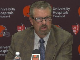 Watch: Gregg Williams introductory press conference