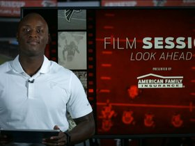 Watch: Film Session Look Ahead: Falcons vs Packers