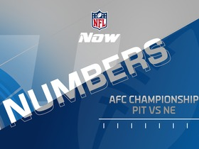 Watch: AFC Championship Preview | NOW Numbers