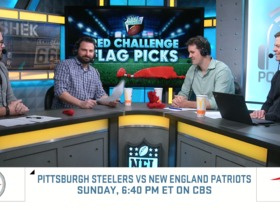 Watch: DDFP: Steelers vs. Patriots preview