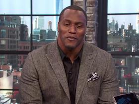 Watch: Takeo Spikes talks butting heads with London Fletcher