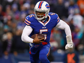 Watch: Rapoport: Dennison's hiring is 'very good news' for Tyrod Taylor