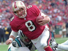 Watch: Steve Young 'Top 10' Clutch Quarterbacks of All Time