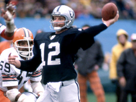 Watch: Ken Stabler 'Top 10' Clutch Quarterbacks of All Time