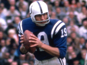 Watch: Johnny Unitas 'Top 10' Clutch Quarterbacks of All Time