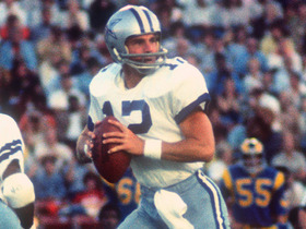 Watch: Rodger Staubach 'Top 10' Clutch Quarterbacks of All Time